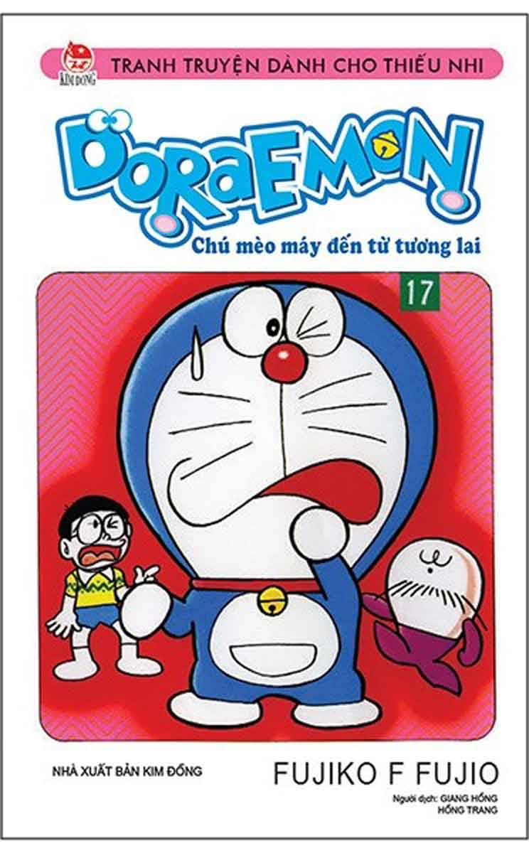 Doraemon Truyện Ngắn Tập 17
