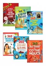 Combo Sách Bách Khoa Dành Cho Mọi Lứa Tuổi (Bộ 6 Cuốn)