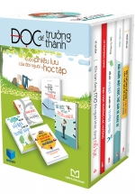 Combo 5 cuốn sách Đọc Để Trưởng Thành 1 - Tuyển Chọn Những Cuốn Sách Hay Dành Cho Bạn Trẻ