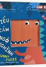 Sách Tương Tác Song Ngữ - Biểu Cảm Ngộ Nghĩnh - Funny Faces: Cảm Xúc