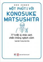 Một Phút Với Konosuke Matsushita