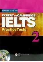 Expert On Cambridge IELTS Practice Tests 2 (Kèm CD)