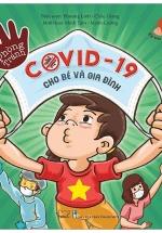 Sách Phòng Tránh Covid-19 Cho Bé Và Gia Đình