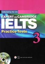 Expert On Cambridge IELTS Practice Tests 3 (Kèm CD)