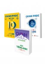 Combo Chinh Phục Luyện Thi Vào 10 Môn Tiếng Anh