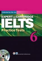 Expert On Cambridge IELTS Practice Tests 6 (Kèm CD)