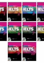 Combo IELTS - Practice Tests (10 cuốn)