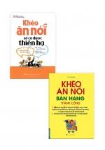 Combo Sách Khéo Ăn Nói (2 Cuốn)