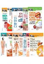 Combo Sách Khí Công Y Đạo - Ngành Y Học Bổ Sung (13 Cuốn)
