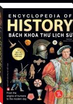 Bách Khoa Thư Lịch Sử - Từ Thời Tiền Sử Đến Thời Đại (Bìa Cứng)