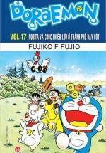 Doraemon Truyện Dài - Tập 17 - Nobita Và Cuộc Phiêu Lưu Ở Thành Phố Dây Cót