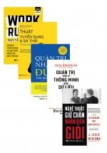 5 Cuốn Sách Quản Trị Nhân Sự Dành Cho Nhà Quản Lý