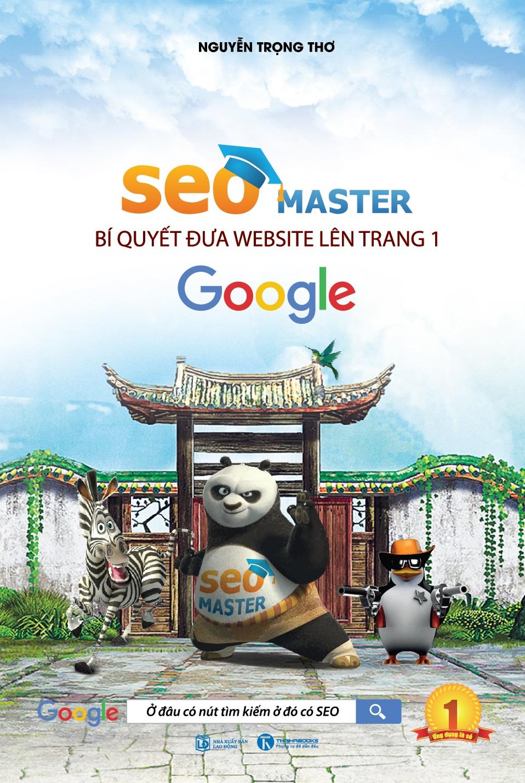 Seo Master - Bí Quyết Đưa Website Lên Trang 1 Google