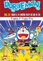 Doraemon Truyện Dài - Tập 23 - Nobita Và Những Pháp Sư Gió Bí Ẩn