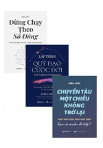 Combo Sách Kỹ Năng Sống Của Tác Giả Kiên Trần