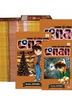 Combo Thám Tử Lừng Danh Conan (Trọn Bộ 97 Tập)
