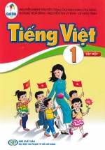 Sách Tiếng Việt 1 Tập 1 - Sách Giáo Khoa Cánh Diều