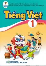 Sách Tiếng Việt 1 Tập 2 - Sách Giáo Khoa Cánh Diều