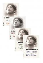 Combo Triết Lý Krishnamurti: Từ Bóng Tối Đến Ánh Sáng + Tâm Trí Không Giới Hạn + Định Kiến Và Đổi Thay + Hành Trình Của Đại Bàng