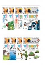 Bộ 8 Cuốn Bách Khoa Tri Thức Trẻ Em - 10 Vạn Câu Hỏi Vì Sao