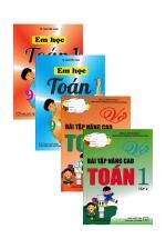 Combo Sách Tham Khảo Môn Toán Lớp 1 Theo Chương Trình Tiểu Học Mới Định Hướng Phát Triển Năng Lực ( 4 Cuốn)