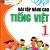 Vở Bài Tập Nâng Cao Tiếng Việt 1 -Tập 2 (Theo Chương Trình Tiểu Học Mới Định Hướng Phát Triển Năng Lực