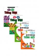 Combo Sách Tham Khảo Môn Tiếng Việt Lớp 1 Theo Chương Trình Tiểu Học Mới Định Hướng Phát Triển Năng Lực ( 4 Cuốn)