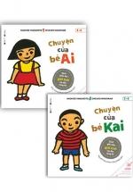 Bộ Ehon - Chuyện của bé Ai và Kai