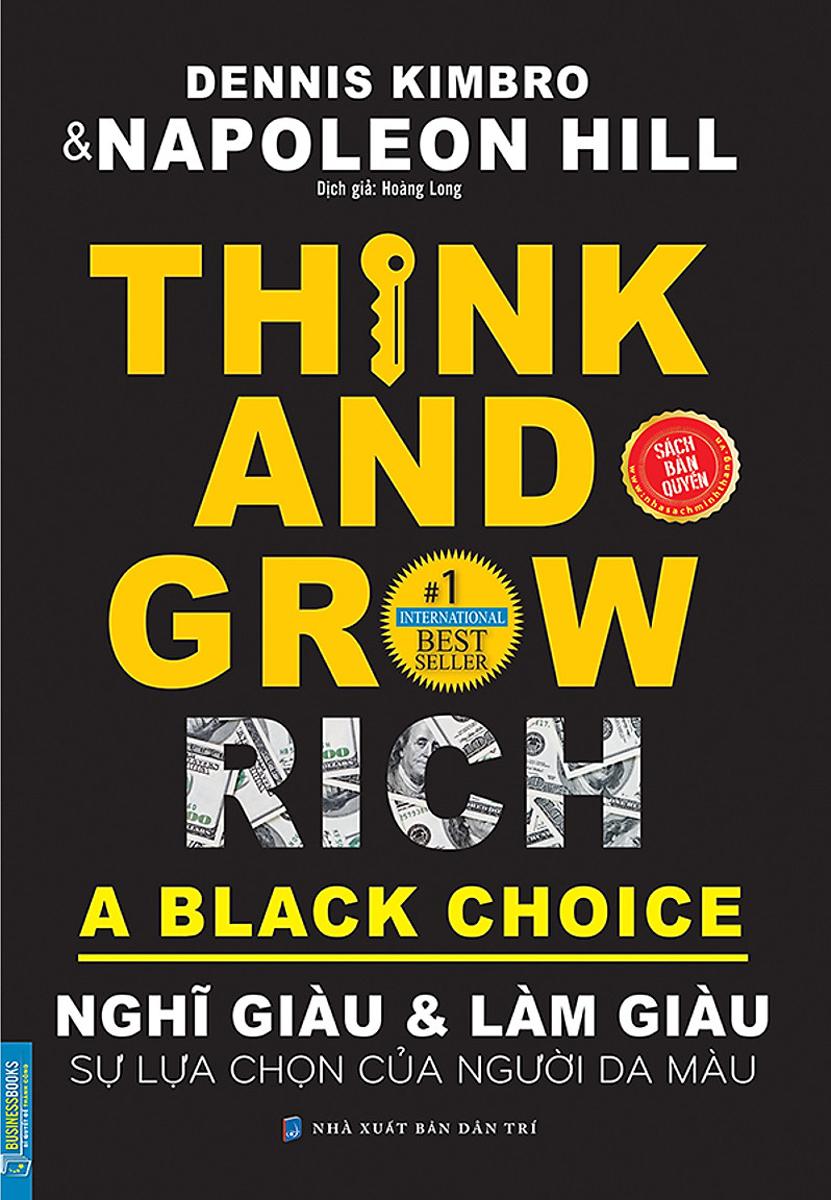 Think And Grow Rich - Sự Lựa Chọn Của Người Da Màu