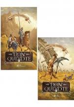 Combo Don Quixote - Nhà Quý Tộc Tài Ba Xứ (2 Cuốn)