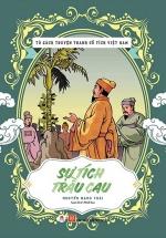 Tủ Sách Truyện Tranh Cổ Tích Việt Nam: Sự Tích Trầu Cau