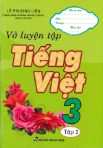 Vở Luyện Tập Tiếng Việt 3 Tập 2