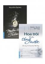 Combo 2 Cuốn Sách Tâm Linh Huyền Bí: Muôn Kiếp Nhân Sinh + Hoa Trôi Trên Sóng Nước