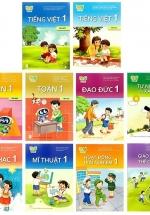 Bộ Sách Giáo Khoa Lớp 1 - Sách Bài Học - Bộ Sách Kết Nối Tri Thức Với Cuộc Sống (Bộ 10 Cuốn)