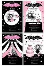 Combo Isadora Moon: Đi Cắm Trại + Đi Học + Đi Xem Ballet + Tổ Chức Sinh Nhật (Bộ 4 Cuốn)
