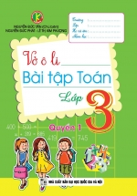 Vở Ô Li Bài Tập Toán Lớp 3 Quyển 1 (Khang Việt)