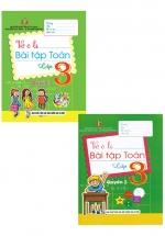 Combo 2 Quyển Vở Ô Li Bài Tập Toán Lớp 3 (Khang Việt)