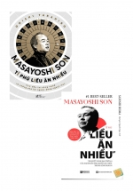 Combo Masayoshi Son - Tỉ Phú Liều Ăn Nhiều (Bộ 2 Cuốn)