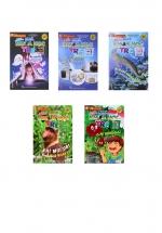 Combo Sách Song Ngữ Nhà Khoa Học Trẻ - Dành Cho Trẻ 6-8 Tuổi (Bộ 5 Cuốn)