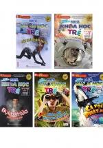 Combo Sách Song Ngữ Nhà Khoa Học Trẻ - Dành Cho Trẻ 13-14 Tuổi (Bộ 5 Cuốn)