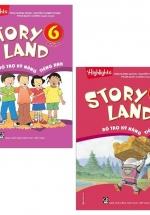 Combo Story Land - Bổ Trợ Kỹ Năng Tiếng Anh 6 (Bộ 2 Cuốn)