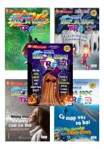 Combo Sách Song Ngữ Nhà Khoa Học Trẻ - Dành Cho Trẻ 9-10 Tuổi (Bộ 5 Cuốn)