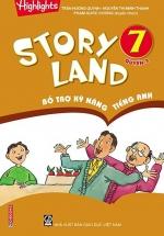 Story Land - Bổ Trợ Kỹ Năng Tiếng Anh 7 - Quyển 2