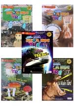 Combo Sách Song Ngữ Nhà Khoa Học Trẻ - Dành Cho Trẻ 11-12 Tuổi (Bộ 5 Cuốn)