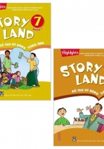 Combo Story Land - Bổ Trợ Kỹ Năng Tiếng Anh 7 (Bộ 2 Cuốn)