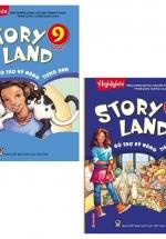 Combo Story Land - Bổ Trợ Kỹ Năng Tiếng Anh 9 (Bộ 2 Cuốn)