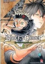 Black Clover - Tập 1: Lời Thề Của Chàng Thiếu Niên