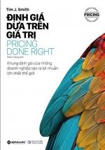 Định Giá Dựa Trên Giá Trị - Pricing Done Right