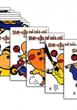 Combo Shin Cậu Bé Bút Chì - Truyện Ngắn 50 Tập