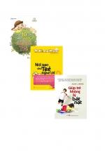 Combo Sách Nuôi Dạy Trẻ Từ 6-10 Tuổi Đáng Mua